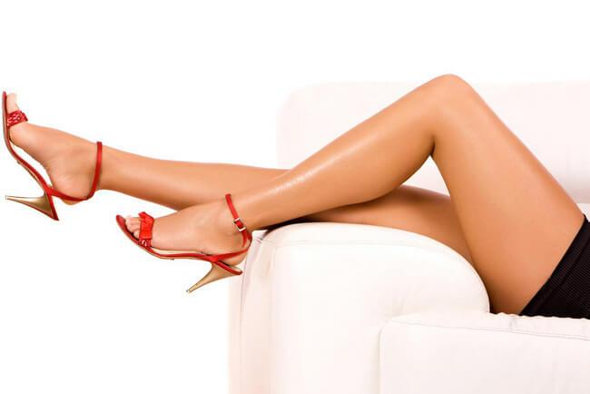 Как похудеть в ногах за неделю может узнать любая девушка: похудение в ногах