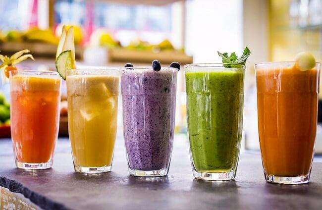 Диетические смузи рецепты для похудения