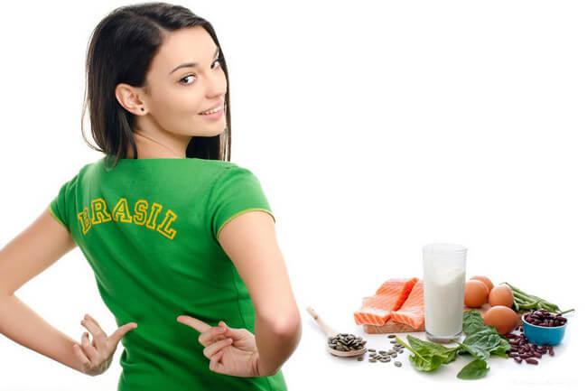 Бразильская диета для похудения в двух вариантах