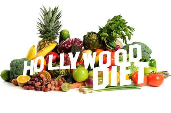 Голливудская диета: меню на 14 дней. Варианты диеты, результаты
