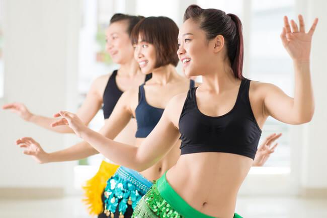 Восточные танцы для похудения как организовать занятия чтобы добиться результатов