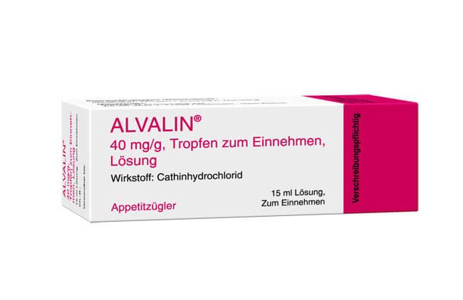 Капли для похудения Alvalin