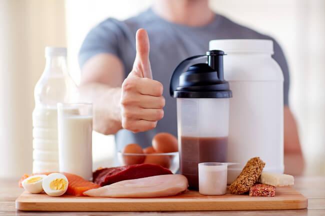 Спортивное питание: добавки для похудения