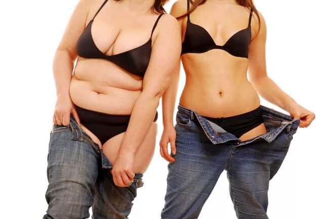 нужно похудеть за 10 дней