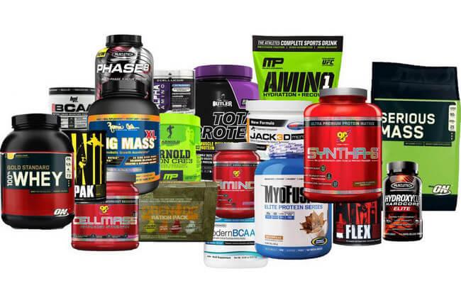 Добавки-жиросжигатели для спортивного питания