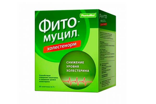 Порошок Фитомуцил для похудения: свойства, состав - минус 12 кг легко