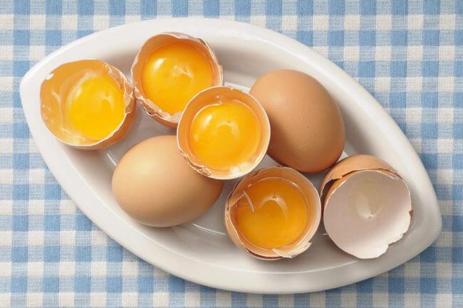 Можно ли есть яйца при похудении