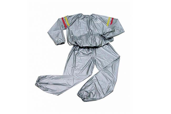 Виниловый костюм-сауна Exercise suit