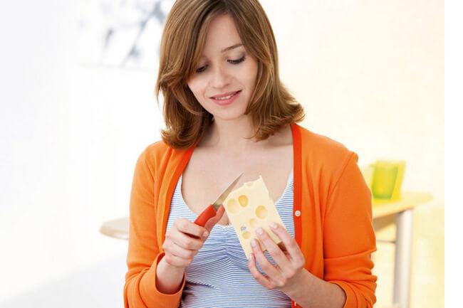 Нежирные сорта сыра при диете 5