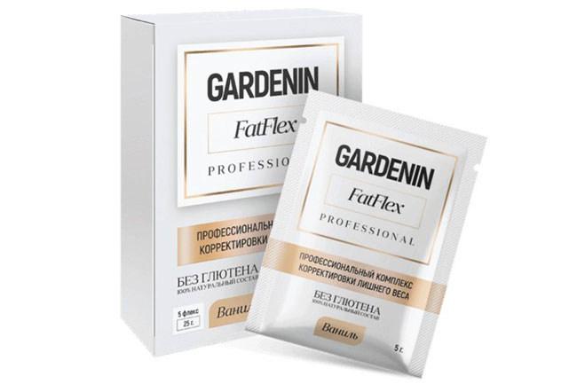 Порошок для похудения Гарденин ФатФлекс