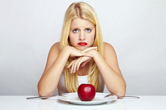 Может ли сбиться цикл месячных из за диеты.