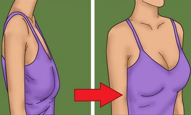 Как сохранить грудь при похудении? Лучшие способы