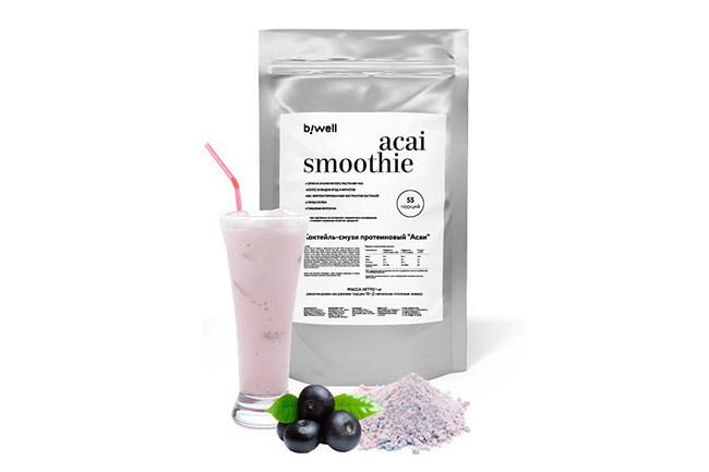 Протеиновый напиток  Acai Smoothie