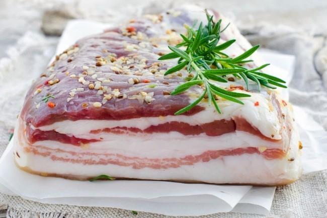 Диета на сале для похудения: меню, польза и вред для организма человека