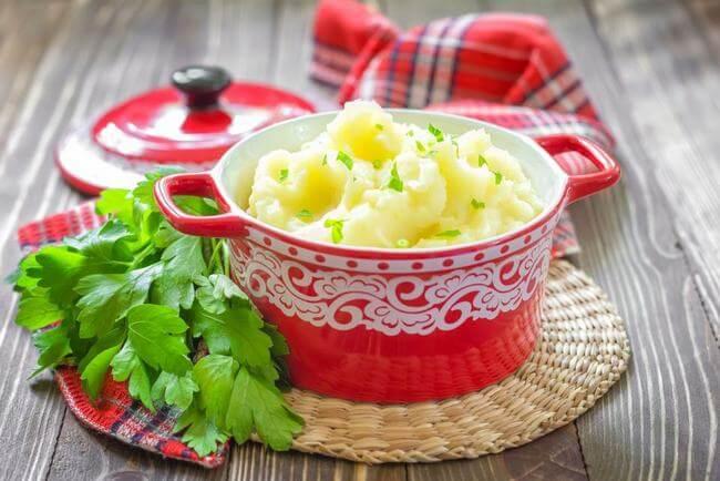 Можно ли есть картошку во время диеты