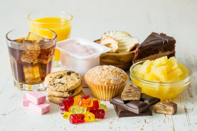 Сладости с помощью которых можно быстро поднять сахар в крови
