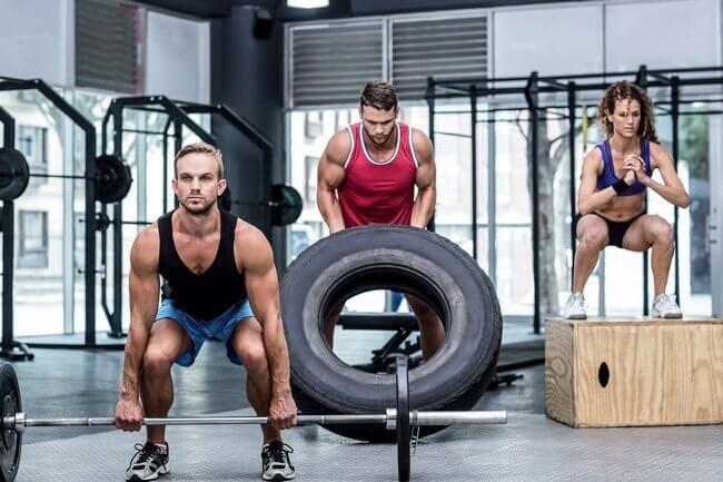 Помогает ли кроссфит похудеть