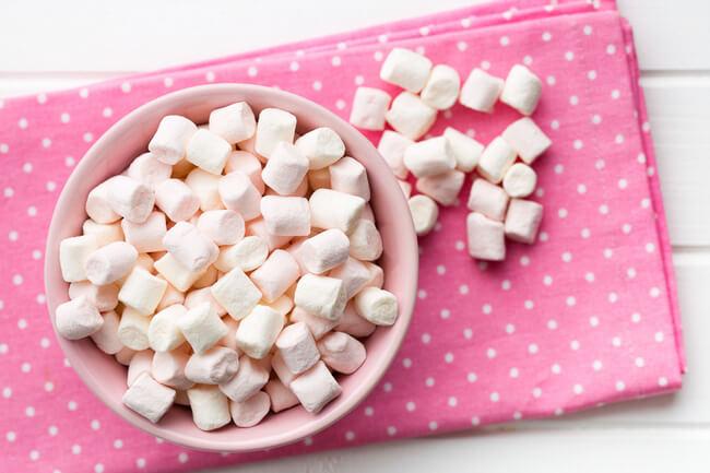 В каких сладостях всего меньше калорий. Самые низкокалорийные сладости