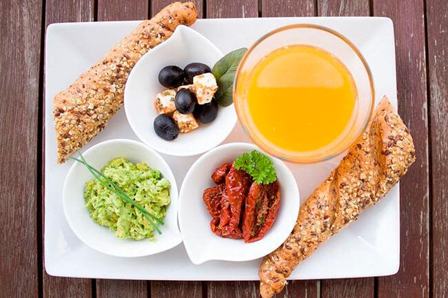 Низкокалорийные обеды как правильно организовать дома и на работе