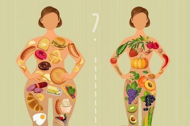 Основные принципы диетического питания