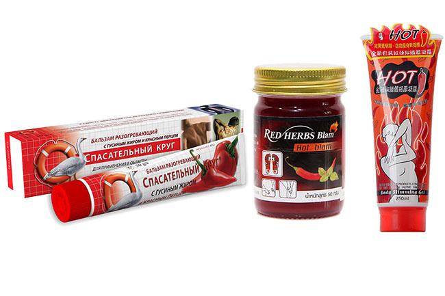 Средства с красным перцем используемые при похудении