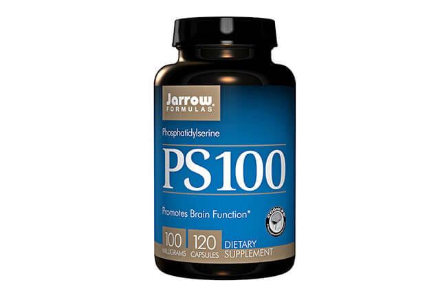 Phosphatidylserine PS 100 от Jarrow Formulas