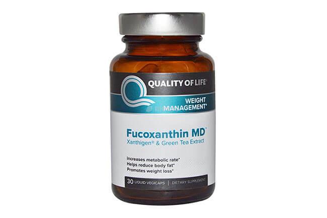 Фукоксантин жиросжигающий эффект и особенности применения пигмента из водорослей