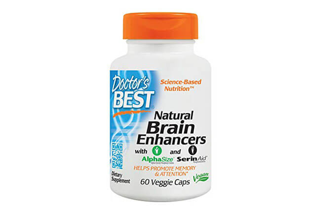 Natural Brain Enhancers от Doctor's Best