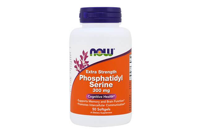 Extra Strength Phosphatidyl Serine от Now Foods