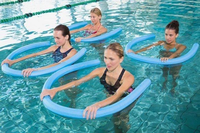 Аквааэробика для похудения — достойная альтернатива «сухопутному» фитнесу
