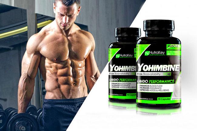 Йохимбин — жиросжигатель и энергетик в одном наборе