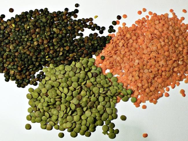 блюда из зеленой чечевицы для похудения