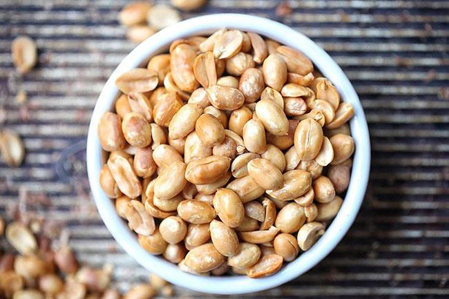 Можно ли есть арахис при похудении