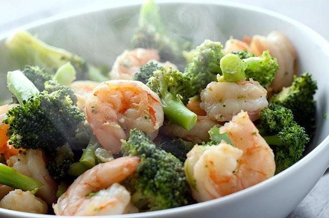 Рецепты блюд из брокколи для похудения рецепты