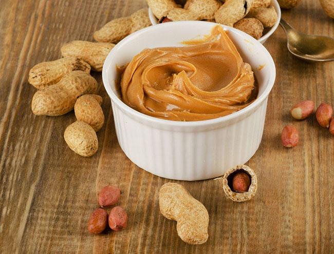 Как есть арахисовую пасту во время диеты