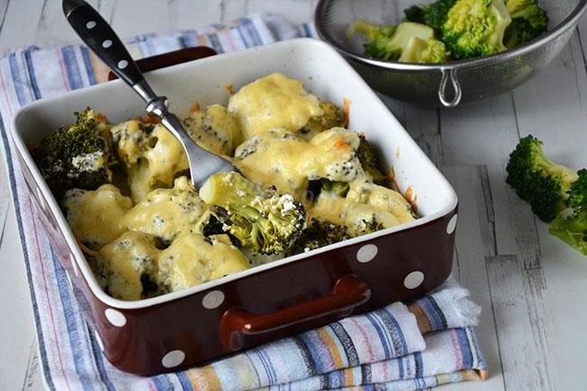 Рецепты блюд из брокколи