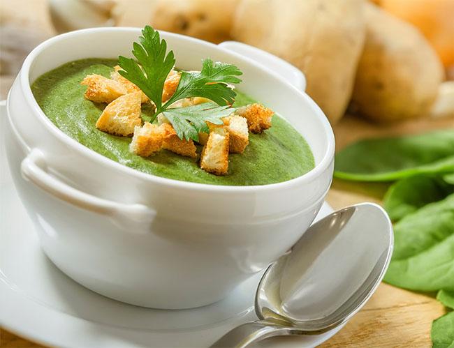Суп из брокколи для похудения